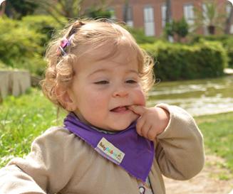 Baby babas como solucion para denticion