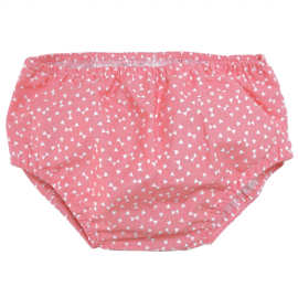 Pink Print Nappy Cover - Baby Babas