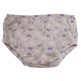 Bicycles Nappy Cover - Baby Babas