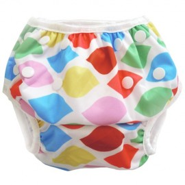 Swim Nappy Multicoloured