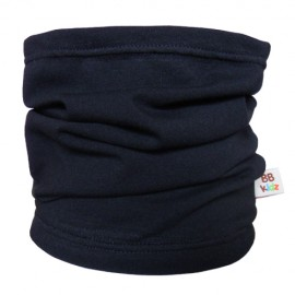 Black Tube Scarf  for babies - Baby Babas