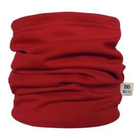Bufanda Tubo Granate - Bebé