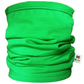 Green Tube Scarf - Kids