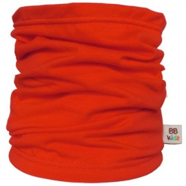 Red Tube Scarf - Kids
