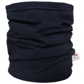 Black Tube Scarf - Kids