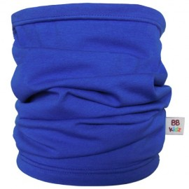 Royal Blue Tube Scarf - Kids