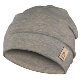 Grey Hat - Newborn 0-6 months - Baby Babas