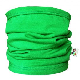 Green Tube Scarf for Babies - Baby Babas