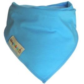 Blue Dribble Bib XL