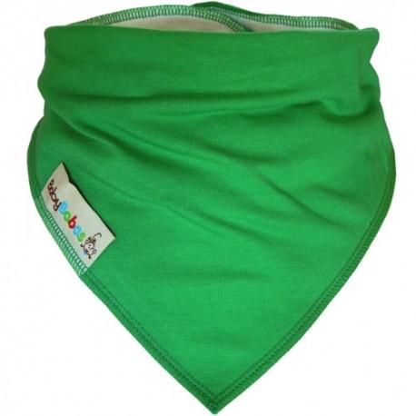 Green Dribble Bib XL