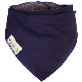 Plum Dribble Bib XL
