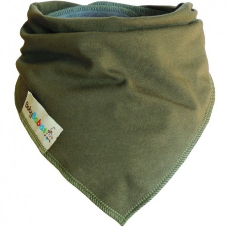 Green Dribble Bib XL