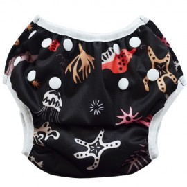 Swim Nappy Deep Sea Shark - Baby Babas