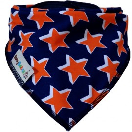 Retro Stars Dribble Bib XL