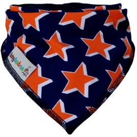 Estrellas Retro - Pañuelo Quitababas - Baby Babas