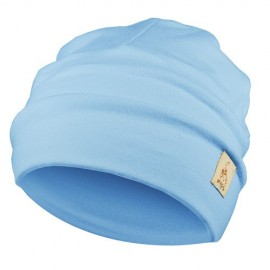 Light Blue Hat - Newborn