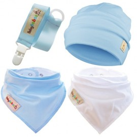 New Born Set Light Blue